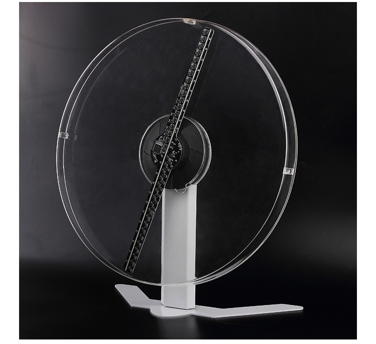 3D Visual Display - Fan Display 17