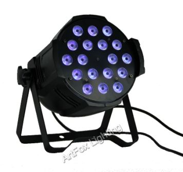 Par light indoor 18x10w Quad