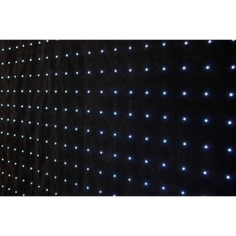 LED video curtain P100