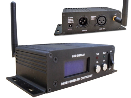 Wireless DMX Box