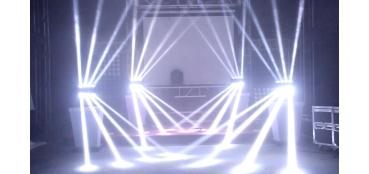 It Bring Very Good Effect Rich Choice Of Built In Programe Easy To And Setup Suitable For DJ Small Stage Nightclub So On